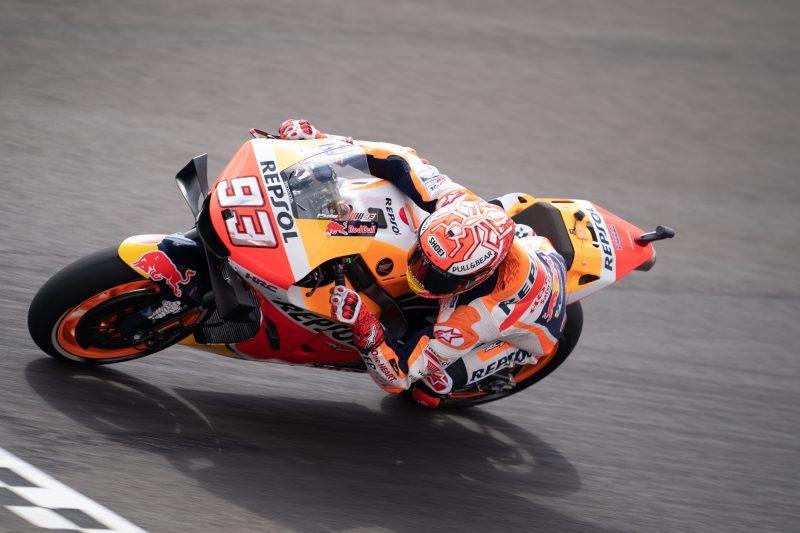 MotoGP: Hondi je v drugem poizkusu uspelo homologirati krilce