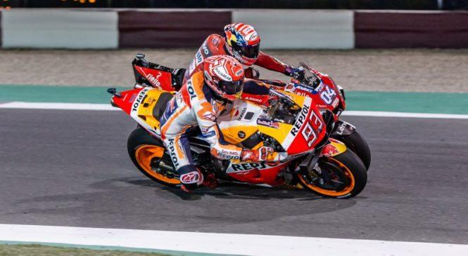 Marquez: Honda je bila obsedena z najvišjo končno hitrostjo