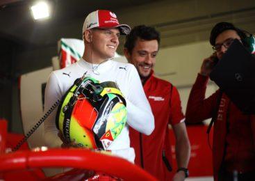 Schumacher prvič zmagal v Formuli 2