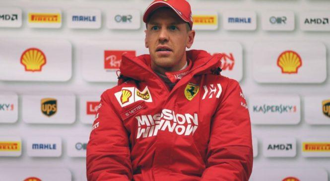 Vettel: Pripravljeni smo osvojiti naslov