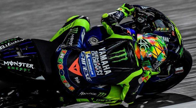 Yamaha ni zaskrbljena zaradi forme Rossija