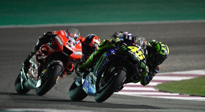 Rossi: Yamaha ima iste težave kot lani