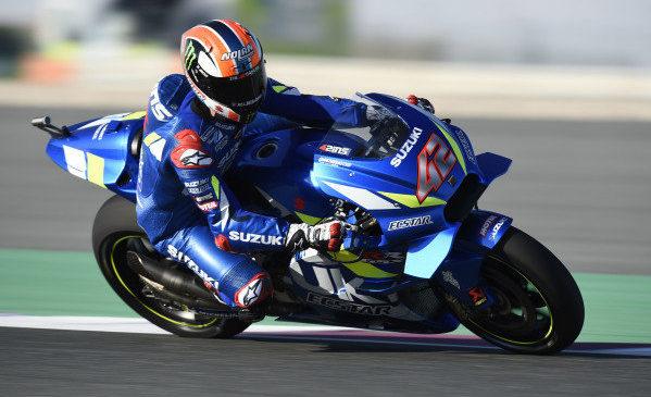 Rins: Kvalifikacije največja težava Suzukija
