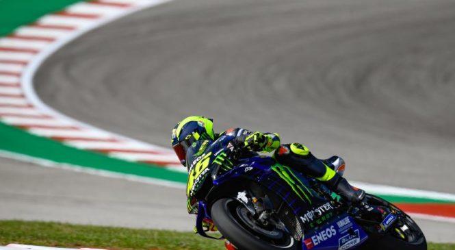 """Rossi želi, da tudi Yamaha razvije svoje """"krilce"""""""