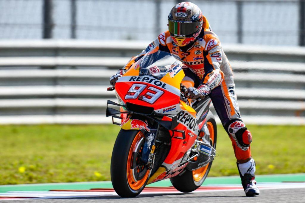 MotoGP: Marc Marquez že sedmič zapored ostaja neporažen na kvalifikacijah v Austinu