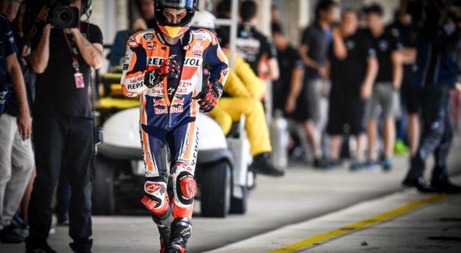 Lorenzo: Očitno ima Honda težave z verigo