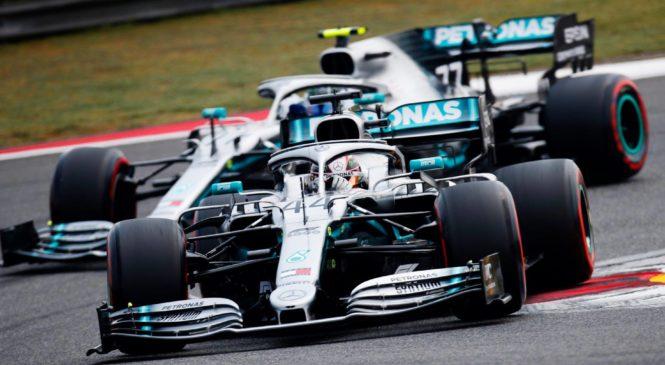 Hamilton: Bottasu gre tukaj bolje
