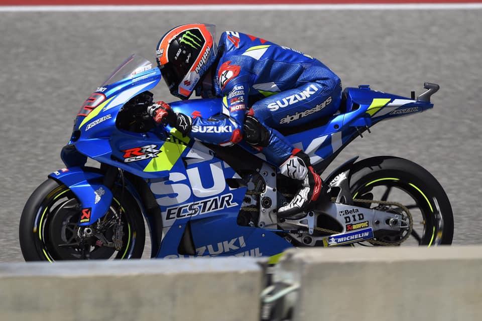 MotoGP: Alex Rins z zmago v Austinu prekinil Marquezovov ladavino