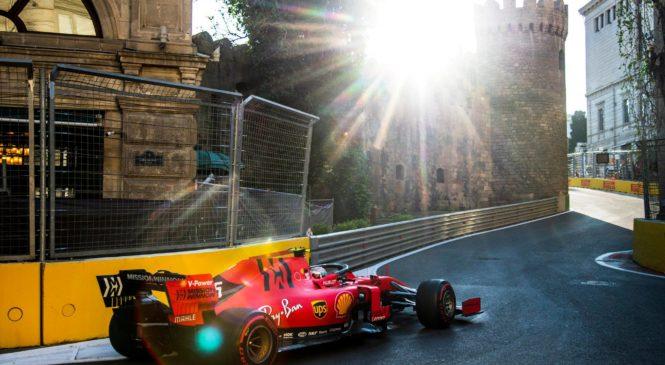 Gume so temeljna težava moštva Ferrari