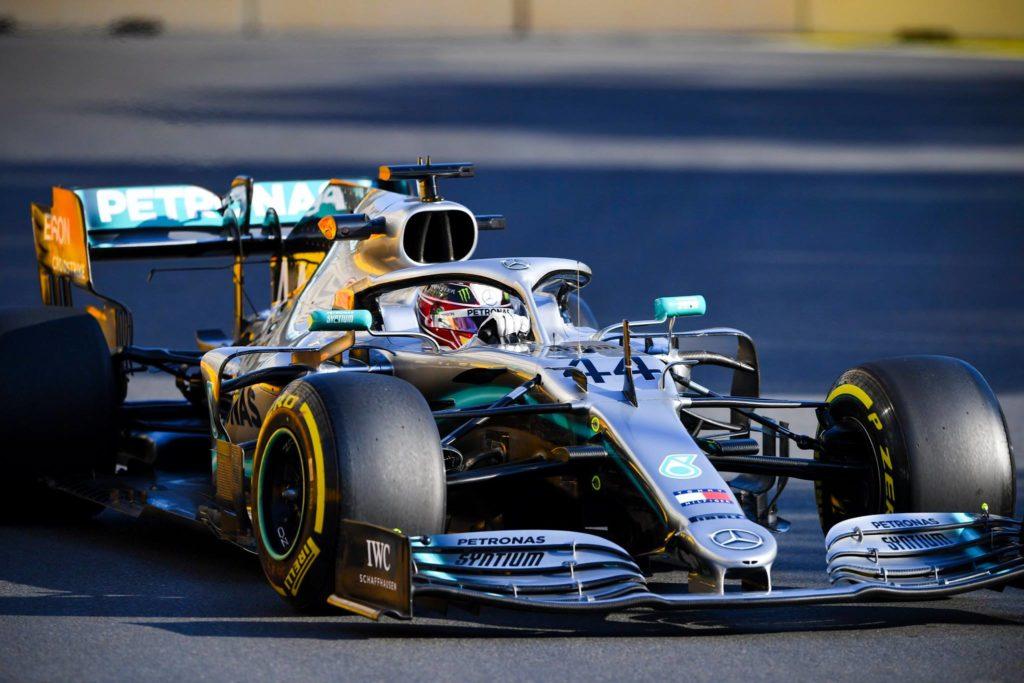 Formula 1: Lewis Hamilton je bil preveč prijazen do moštvenega kolega Bottasa