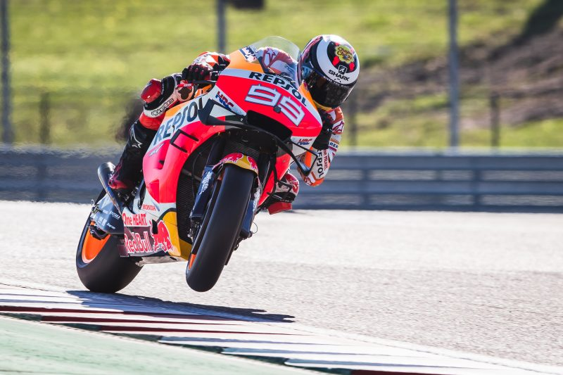 MotoGP: Honda je prepričana, da so težave s pogonsko verigo zdaj rešene