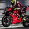 Bautista v Imoli prvič preizkusil motocikel v deževnih pogojih
