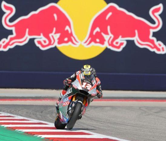 Luthi: Sezona v razredu MotoGP je bila dobra šola