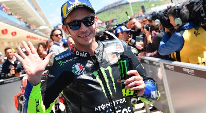 Rossi: Rins je bil pač boljši od mene