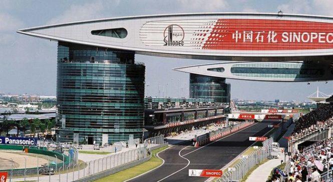 Znan izbor pnevmatik za dirko na Kitajskem