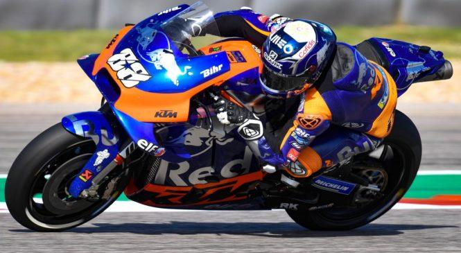 Oliveira: KTM zahteva Marquezov slog vožnje