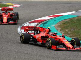 Ferrari: Leclerc in Vettel bosta enakopravna toda moštvo bo prioriteta