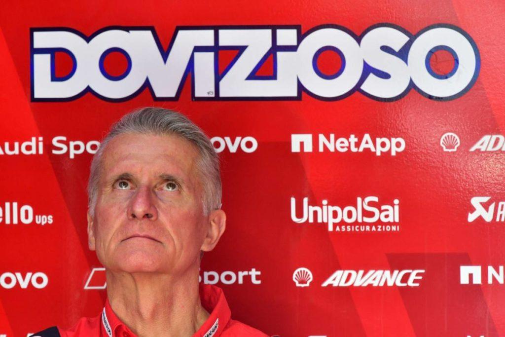 Ciabatti: Ducati brez Alvara Bautiste nebi zmagoval