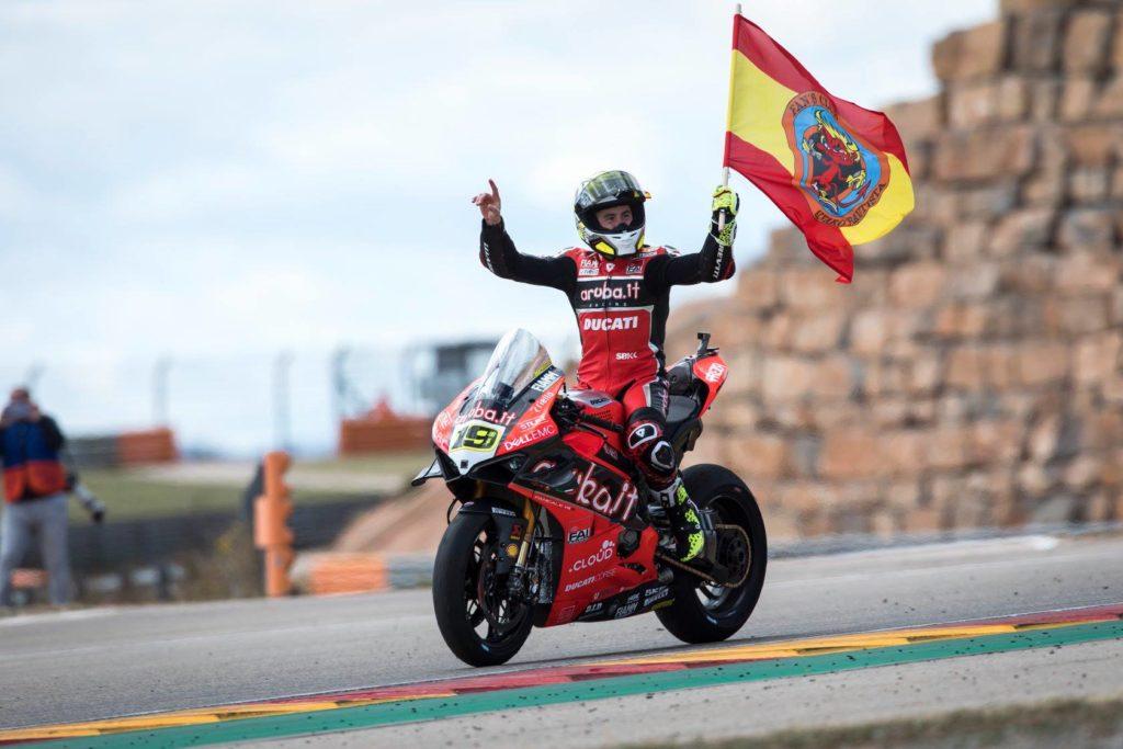 WSBK: Alvaro Bautista bi se v MotoGP vrnil le s tovarniškim moštvom