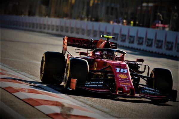 F1: Charles Leclerc meni da je možnosti za zmago v Bakuju zapravil na kvalifikacijah