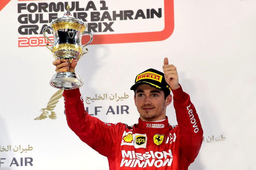 Formula 1: Charles Leclerc ostal brez zmage zaradi kratkega stika