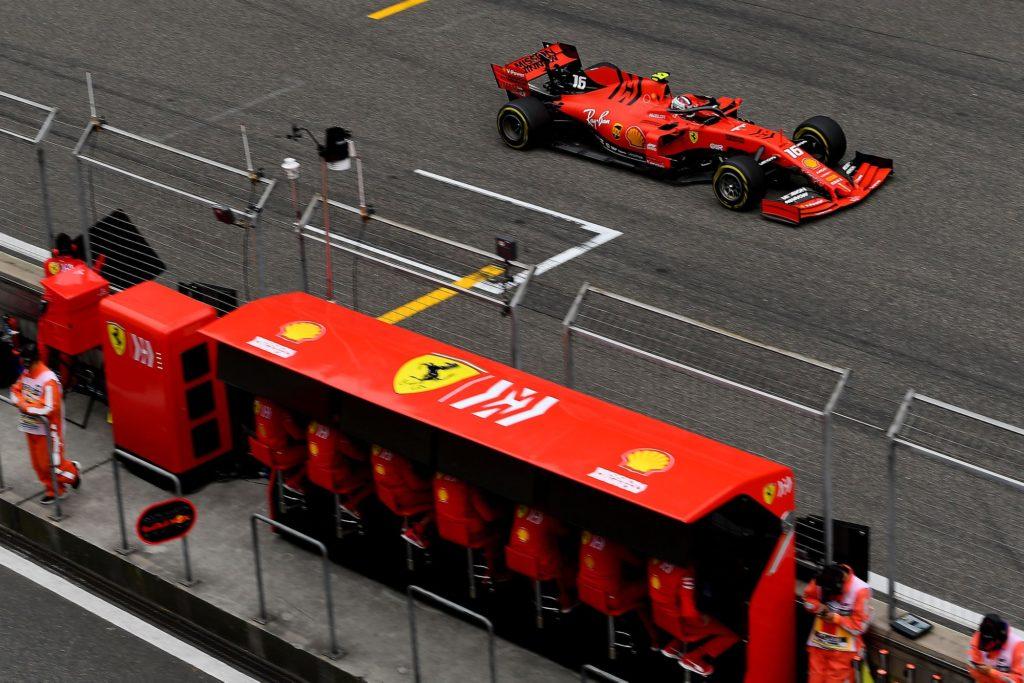 F1: Charles Leclerc meni, da je bil Ferrarijeva odločitev na VN Kitajske pravilna