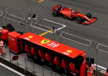 Leclerc: Ferrarijeva odločitev je bila pravilna