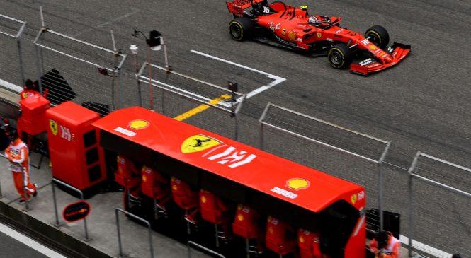Ferrarijevi motorji znova pod drobnogledom