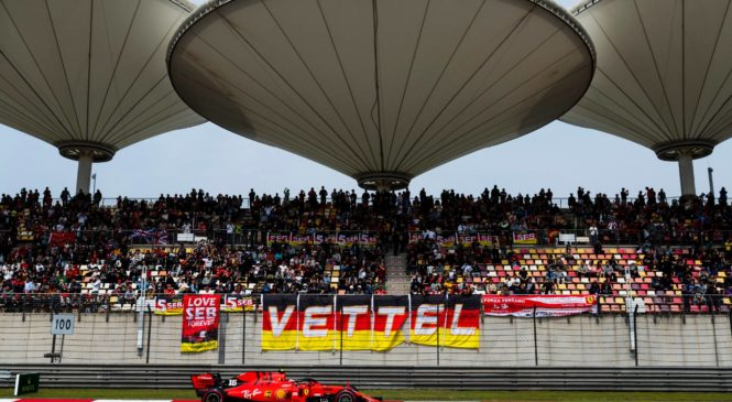 Vettel kritičen do izpostavljanja Ferrarijevih moštvenih ukazov