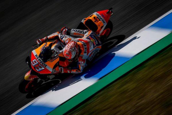 MotoGP: Marc Marquez je načrtoval dominantno zmago v Jerezu
