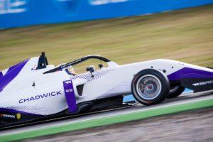 Jamie Chadwick je zmagovalka prve dirke ženskega prvenstva W Series