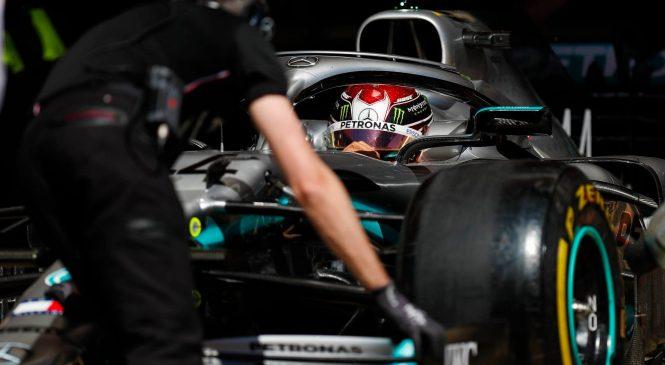 Živčni šef Mercedesa načrtuje pogovor z Bottasom in Hamiltonom