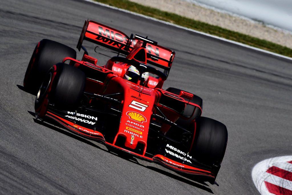 Formula 1: Sebastian Vettel upa, da se tvegane nastavitve obnesejo na dirki