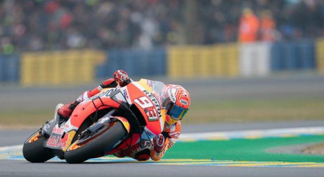 MotoGP Mugello: Marquez najhitrejši na prvem treningu