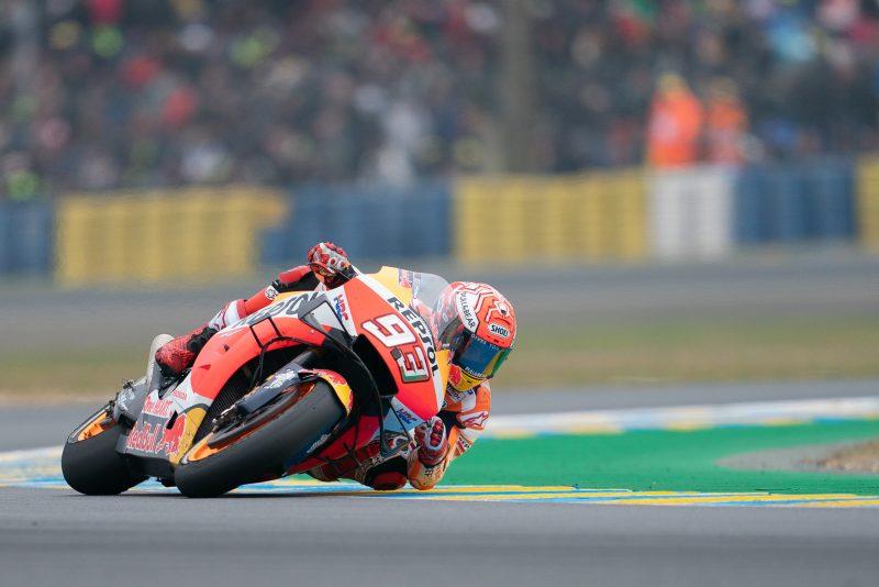 MotoGP: Marc Marquez je postavil najhitrejši čas prvega treninga v Mugellu