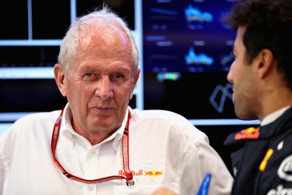 F1: Helmut Marko predvideva, da bo Ferrari v Monaku zasedel šele šesto ali sedmo mesto