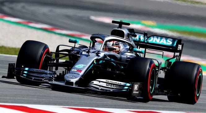 Hamilton dominanten pred kvalifikacijami