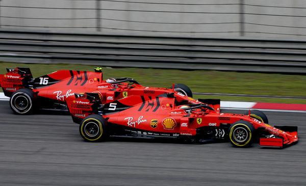 Ferrari v Španijo z obsežnimi posodobitvami