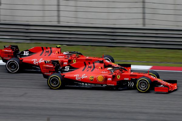 Formula 1: Ferrari bo v Španiji uporabil obsežen paket novosti
