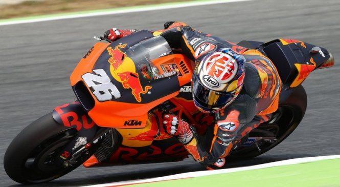 Pedrosa prihodnji teden v Brnu ponovno na motociklu