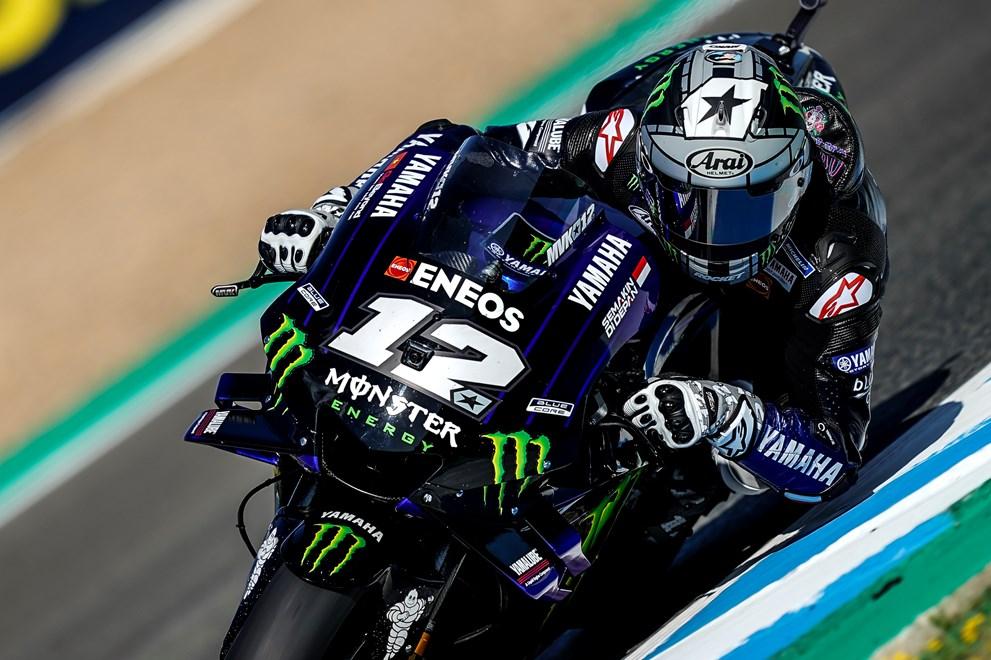MotoGP: Tretje mesto je za Mavericka Vinales kot zmaga