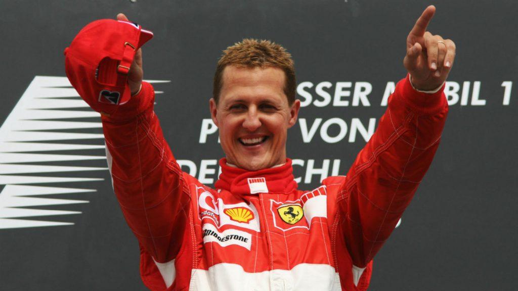 Michael Schumacher: Decembra na filmska platna prihaja dokumentarni film Schumacher