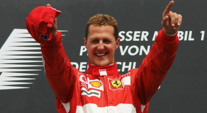 Decembra prihaja dokumentarni film o Michaelu Schumacherju
