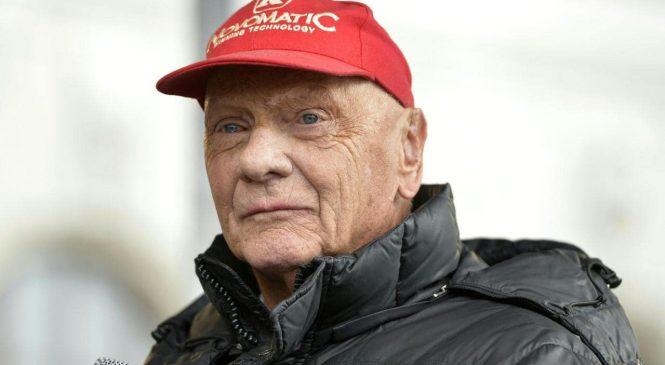 Umrl Niki Lauda