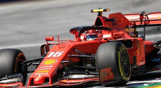 Leclerc najhitrješi pred kvalifikacijami