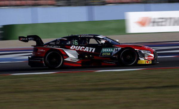 Dovizioso navdušil na dirki serije DTM