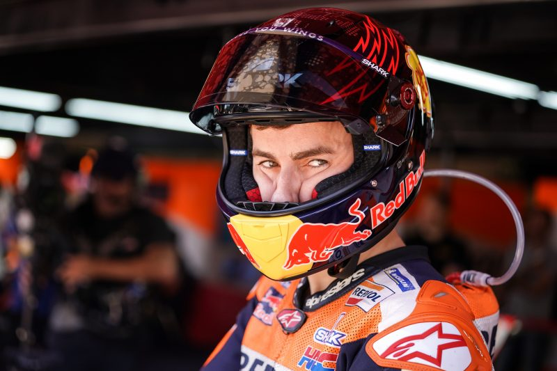 MotoGP: Jorge Lorenzo za povzročitev nesreče v Barceloni ni bil kaznovan