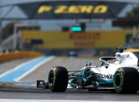 Hamilton v Franciji do nove dominantne zmage