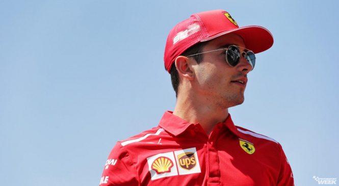 Leclerc najhitrejši na drugem treningu