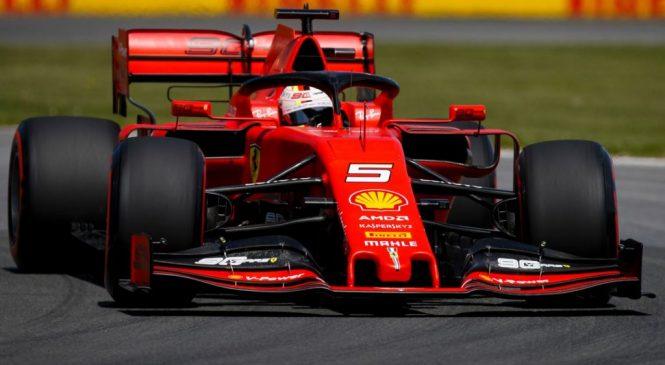 Vettel: Komisarji so kot kaže slepi